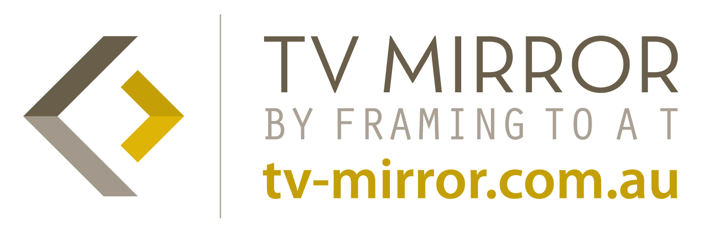 TV-MIRROR by FRAMING TO A T
