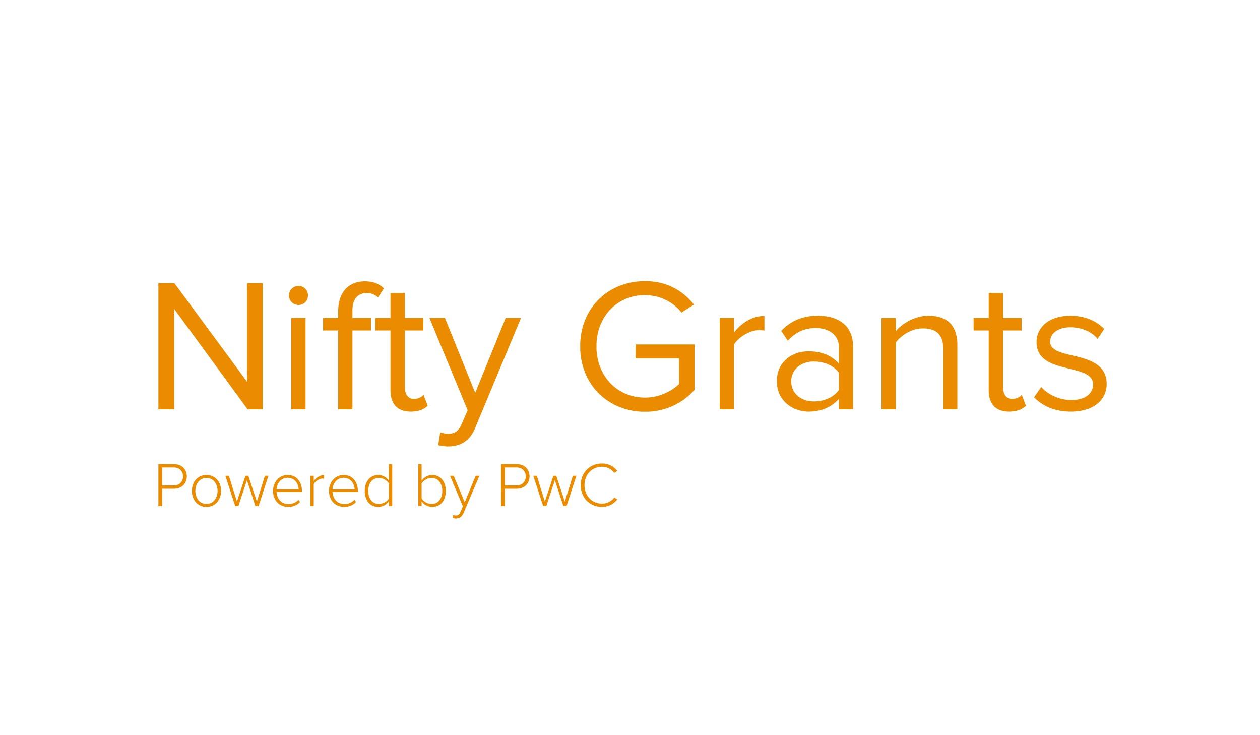 PwC's Nifty Grants